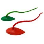 Széljelző szalag piros+ zöld