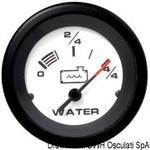 Szintjelző műszer, édesvíz