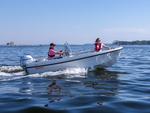 Terhi 450 C.C. ABS csónak