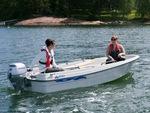 Terhi 400 ABS csónak