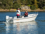 Terhi 6020 S.C. ABS csónak
