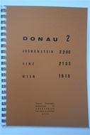 Térkép Donau Band2 Jochenst_Bé