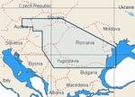 Térképkártya C-Map NT+DunaWide