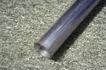 Gcs anyag PVC átlátszó