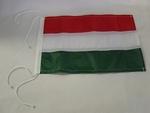 Zászló magyar 20x30 kötős