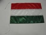 Zászló magyar 40x60 kötős