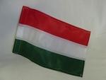 Zászló magyar 30x45 drótra